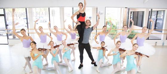 Melbourne City Dance Center Class