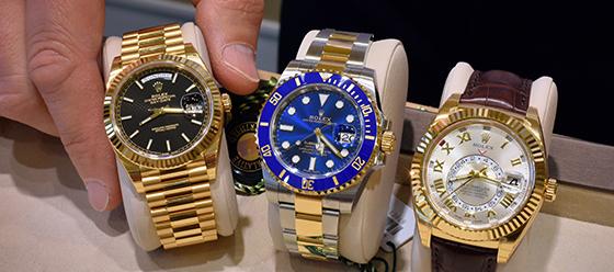 Kemps Jewelry Rolex Watch Retailers