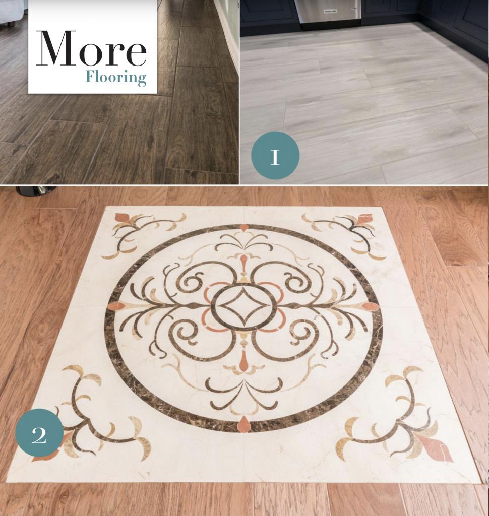 Flooring styles