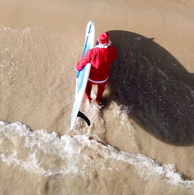 SpaceCoast Surfing Santas