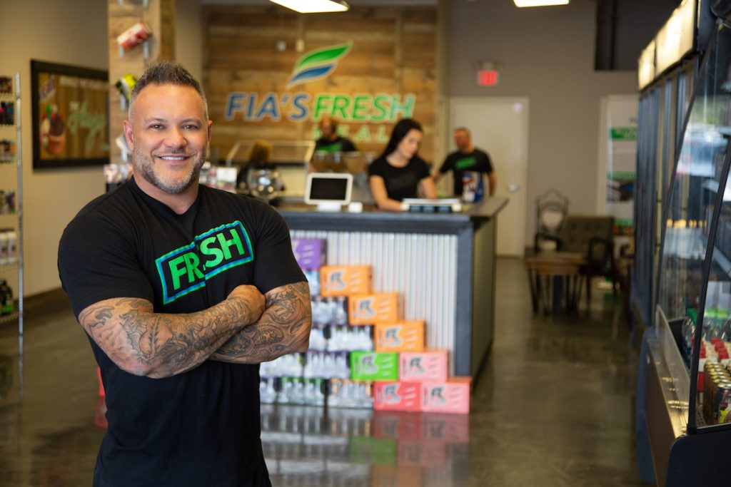 From the Ground Up - Fia's Fresh Meals - Space Coast Living