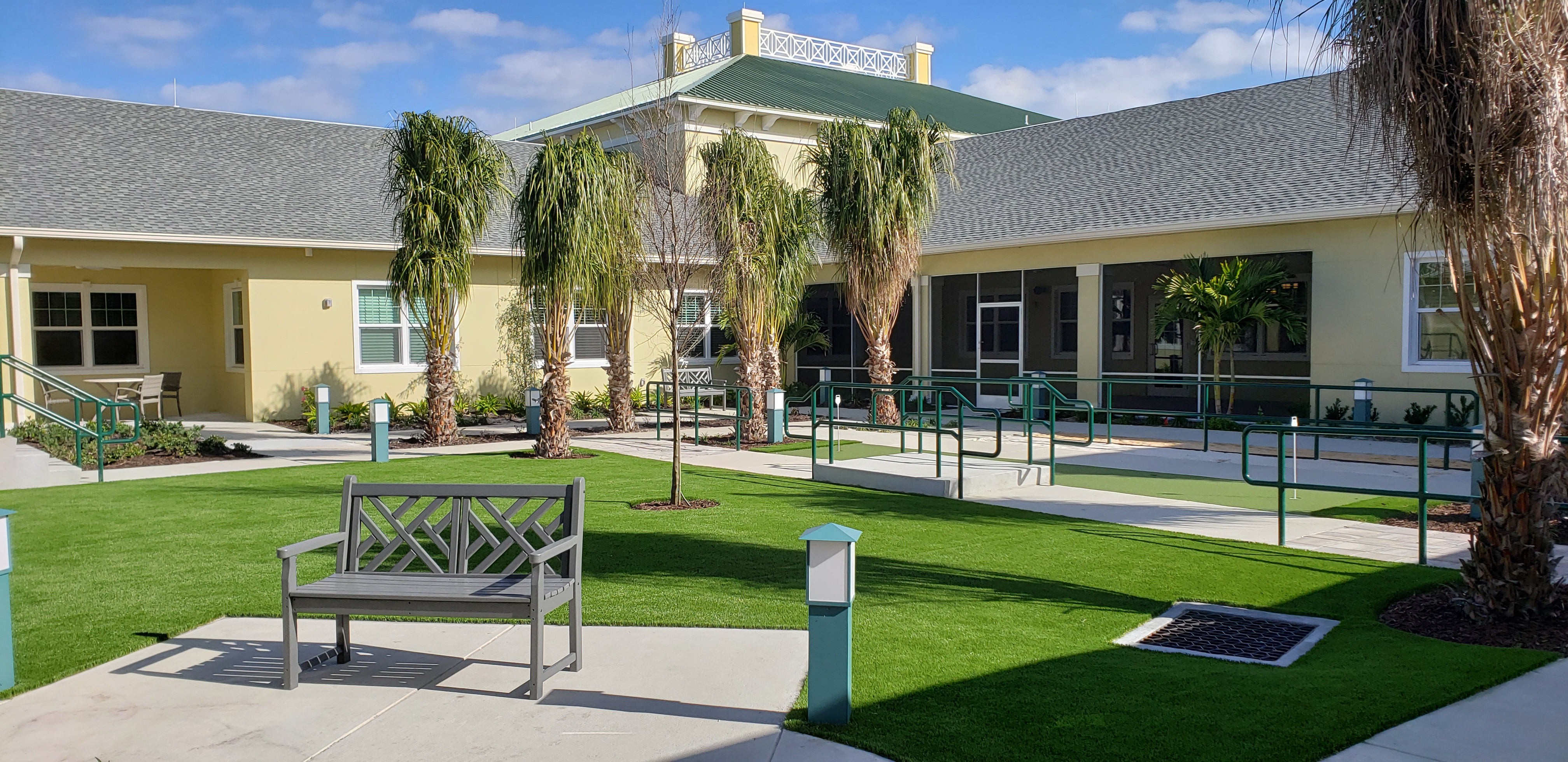 Viera Del Mar Highly Skilled Nursing Resort Style Recovery Space Coast Living Magazine