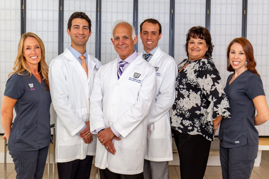 Dr. Lee Sheldon and Staff