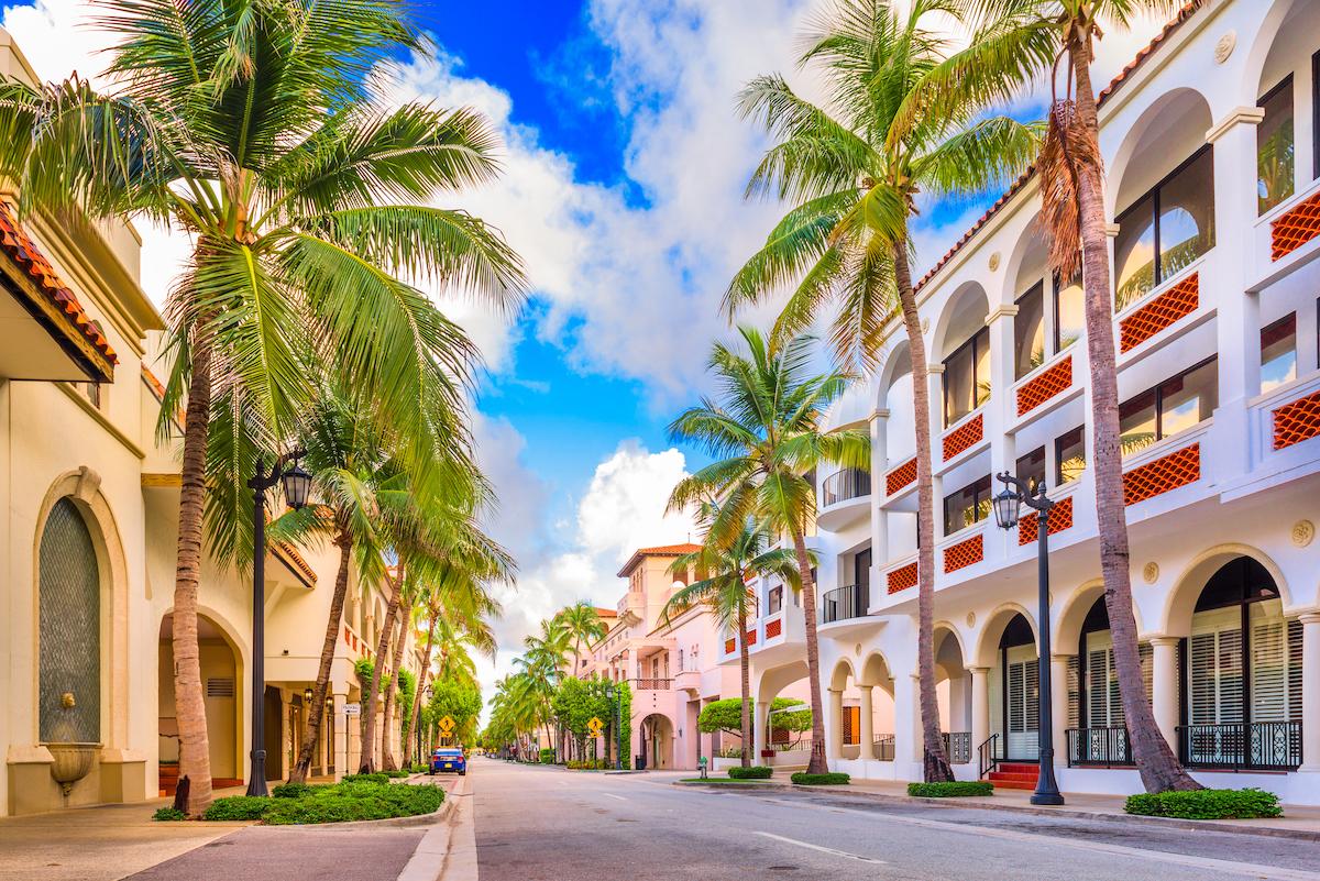 Worth Avenue, West Palm Beach
