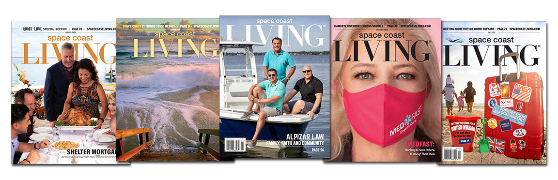 Space Coast Magazine Subscription