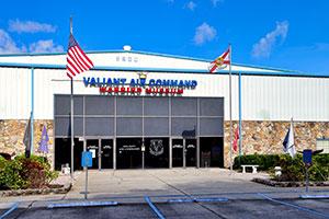 Valiant Air Command Warbird Museum in Titusville