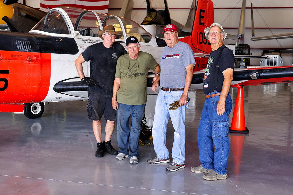 Valiant Air Command Warbird Museum directors
